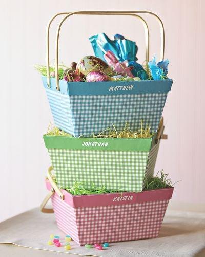 Lil Find: Personalized Easter Basket