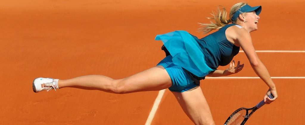 Maria Sharapova Withdraws From Dubai Tennis Championships