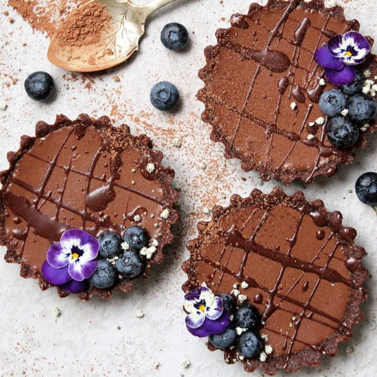 Raw Vegan Chocolate Tart Recipe