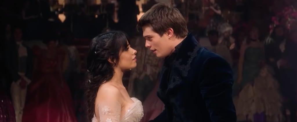 Camila Cabello Transforms Into Cinderella in Magical Trailer