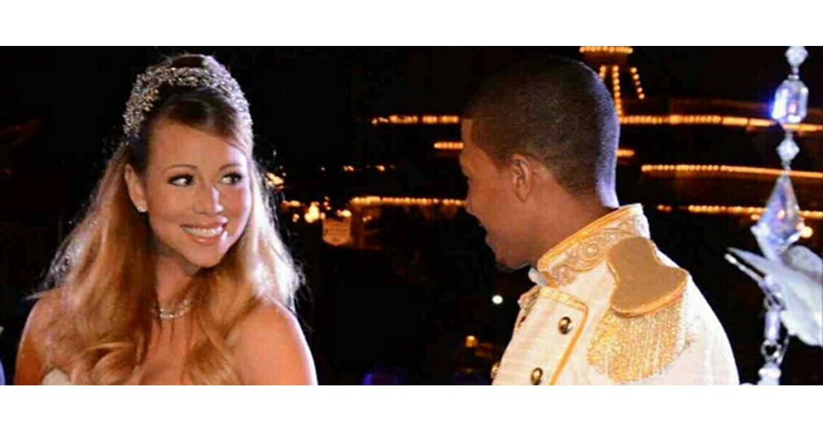 Mariah Carey and Nick Cannon Wedding Pictures | POPSUGAR ... Nick Cannon And Mariah Carey Pregnant Pictures