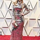 Jennifer Lopez at the 2019 Oscars