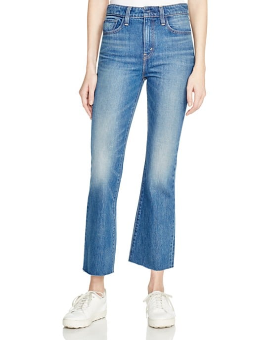 The Flare Jean for women is a figure-flattering silhouette that's fitted through the thigh and belled at the hem. Wear these jeans everywhere, and with everything. With a graphic t-shirt, they're cool and casual.