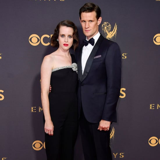 British Celebrities at the Emmys 2017