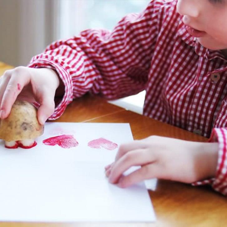 valentine's day crafts for toddlers | popsugar moms, Ideas