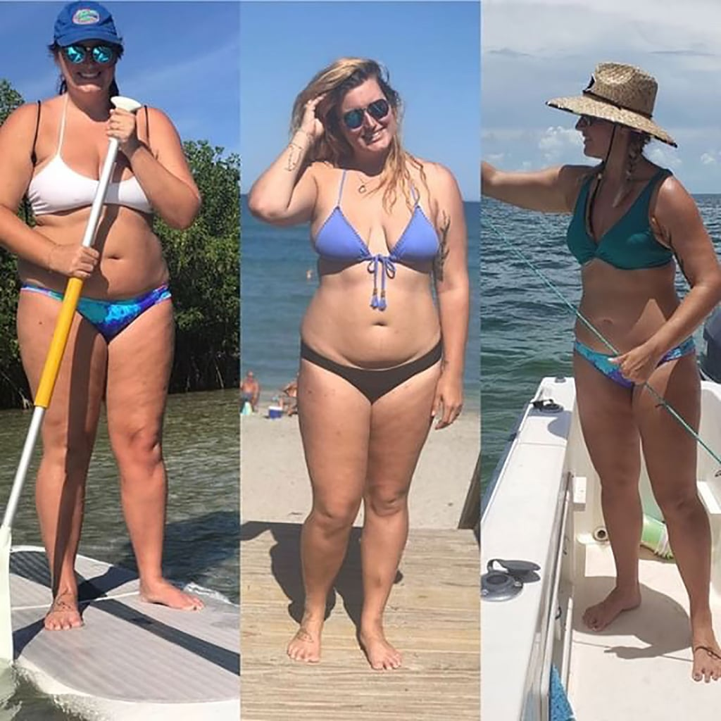 65-Pound Weight-Loss Transformation With CrossFit