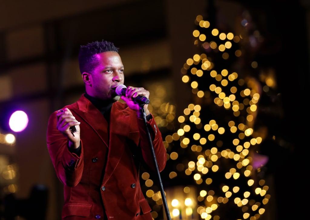 Leslie Odom Jr.'s The Christmas Album Songs