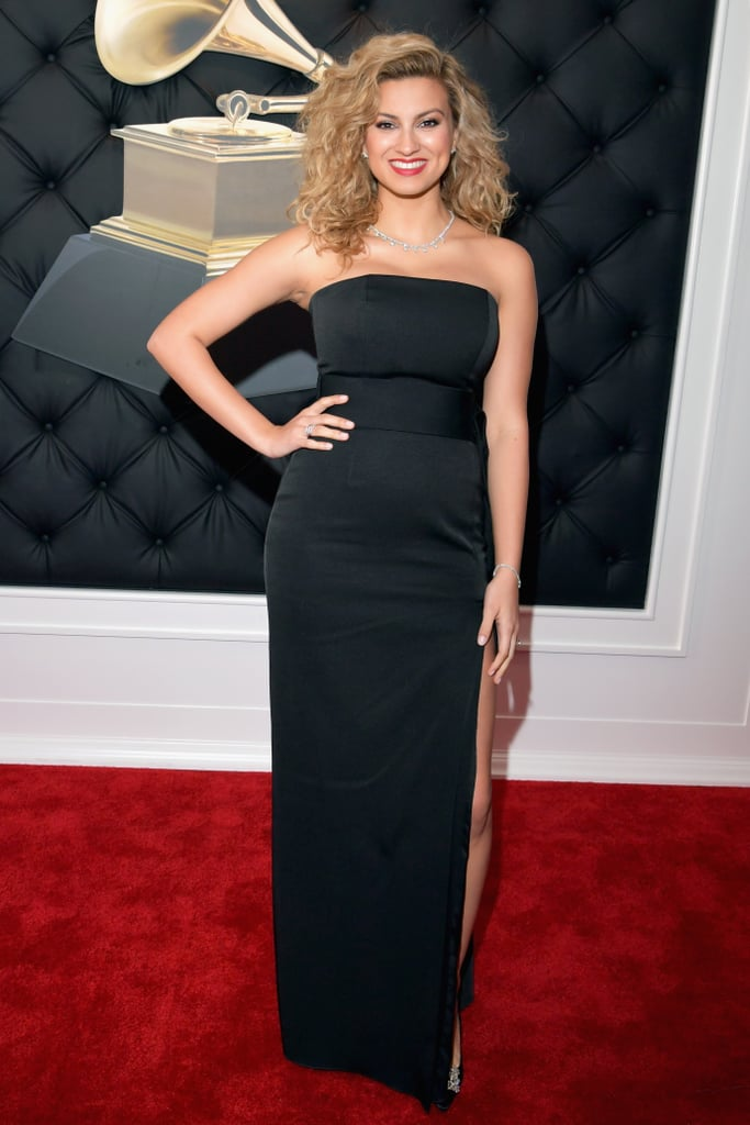 Tori Kelly at the 2019 Grammy Awards