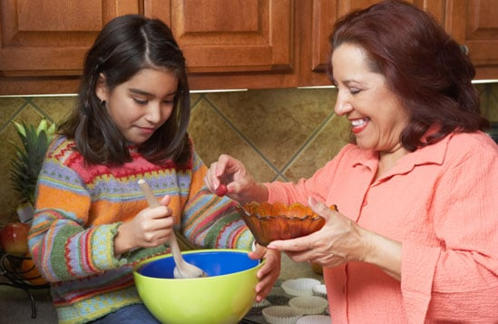Do You Let Your Kids Taste the Batter?