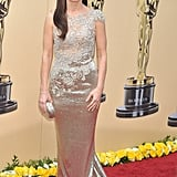 Sandra Bullock Wore Marchesa to the 2010 Academy Awards
