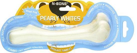 Bare Bones: Clean Teeth Chompers