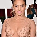 Jennifer Lopez Tutu Dress on The Tonight Show December 2018
