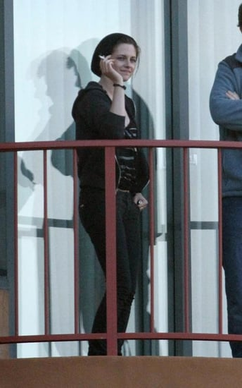Kristen Stewart out and about in Sydney with Taylor Lautner