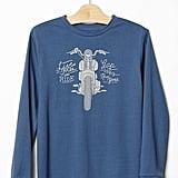 52598d430 ... Gap Kids Graphic Motorcycle Tee · Junk Food x Gap Kids Star Wars  Baseball Tee · NUNUNU ABC T-Shirt · Tucker + Tate High-Low Happy Hearts ...