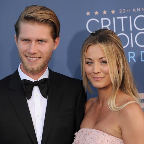 Kaley Cuoco and Karl Cook Married