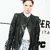 Birthday girl Coco Rocha hit the party scene with Made.