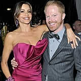 Sofia Vergara and Jesse Tyler Ferguson partied together at the Chateau Marmont.