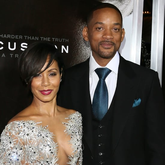 Will Smith Jada Pinkett Smith Concussion Red Carpet Pictures
