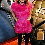 Do you dare to go as hot pink as Anna Dello Russo? Try it!