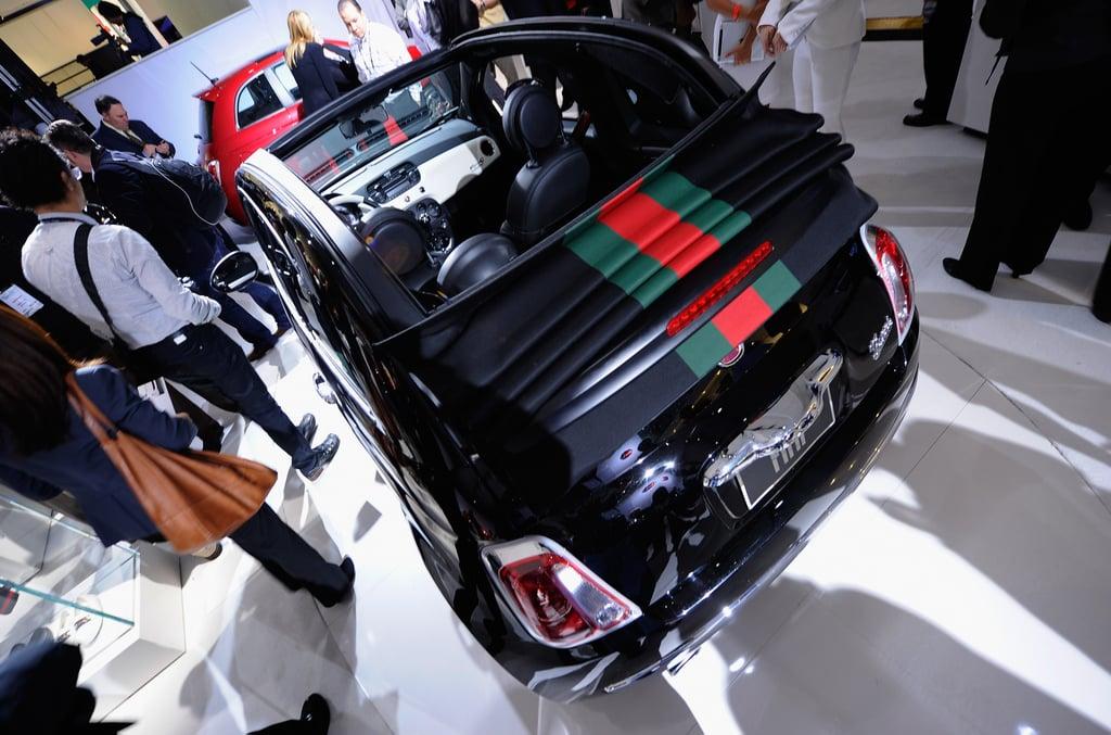 Gucci's Had Plenty of Automobile Collaborations