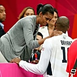 Michelle Obama Shows Some Love For Team USA Basketball