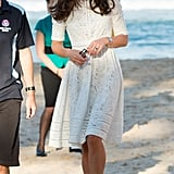 Kate Hit the Beach in Sydney . . .