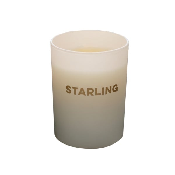 Starling Project Holiday Candle