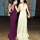 Selena Gomez and Jessica Alba