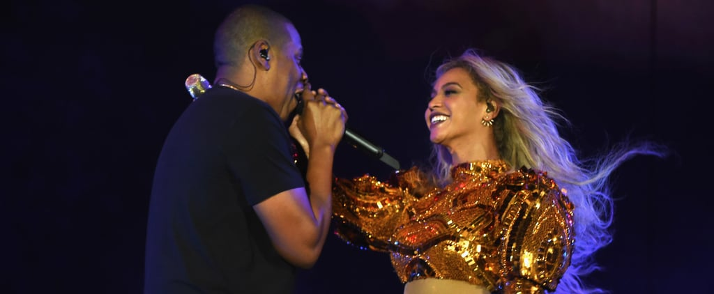 Beyoncé and Jay Z Just Reunited on Stage, and It Was Amazing