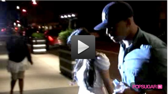 Video of Kim Kardashian With Miles Austin