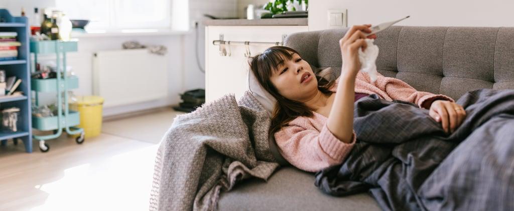 التوتر قد يسبب الإصابة بالحمى — كل ما تحتاجين معرفته حول ذلك