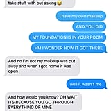 Funny Texts Between Sisters
