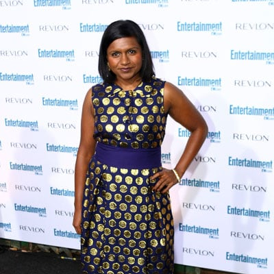 No. 5 Mindy Kaling
