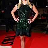 Reese Witherspoon in Louis Vuitton at 2012 This Means War UK Premiere
