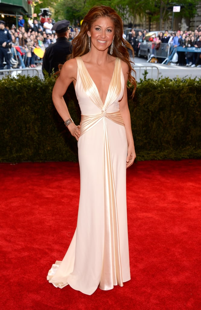 Dylan Lauren at the Met Gala 2013.