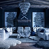 Game of Thrones-Inspired Scandinavian-Style Living Room
