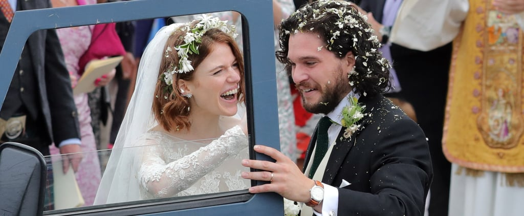 Kit Harington and Rose Leslie's Wedding Facts