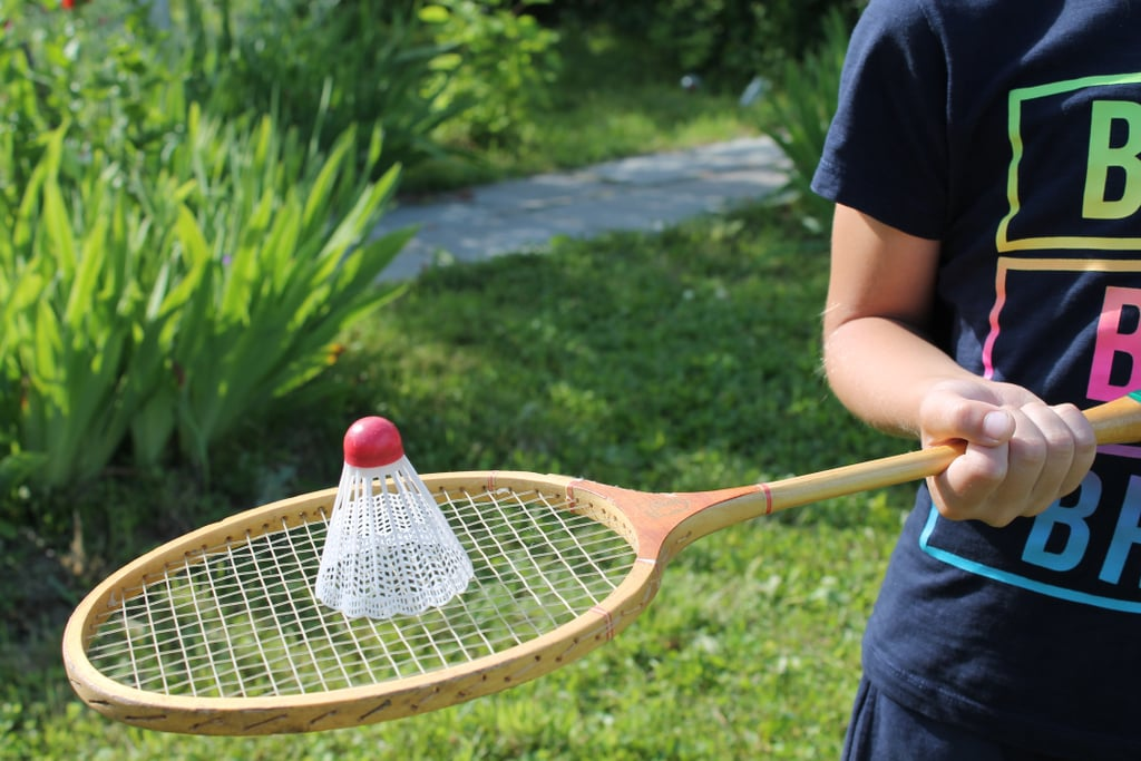 Challenge Kids to Try a New Sport