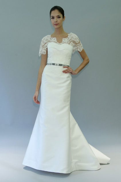 Pictures of the best designer wedding dresses from 2012 Autumn ...