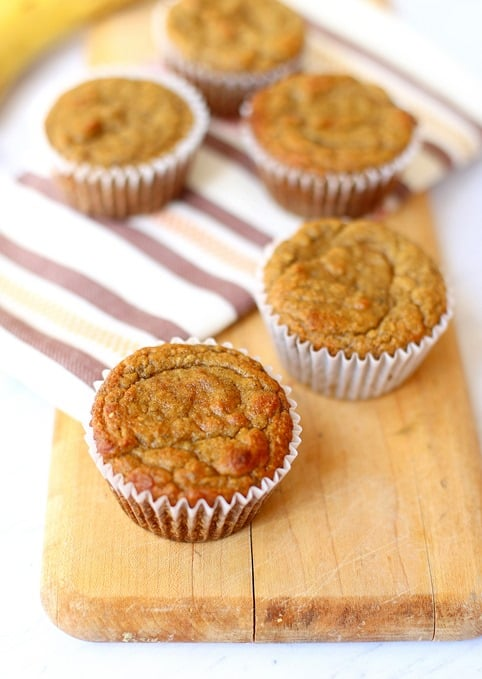 These Paleo Blender Muffins Are the Perfect On-the-Go Snack
