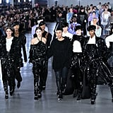 Paris Fashion Week Day 5 Shows