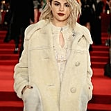 You Could Achieve Selena Gomez's Outrageous Victorian Look With Her Shoes Alone