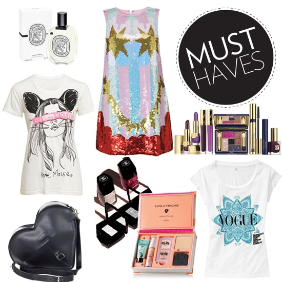 Best New Fashion and Beauty Products For September 2012