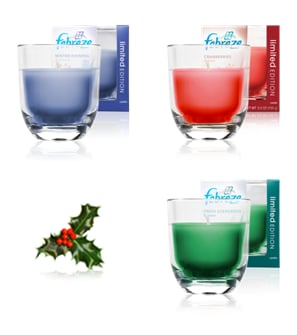 Which Holiday Scent Will You Choose?