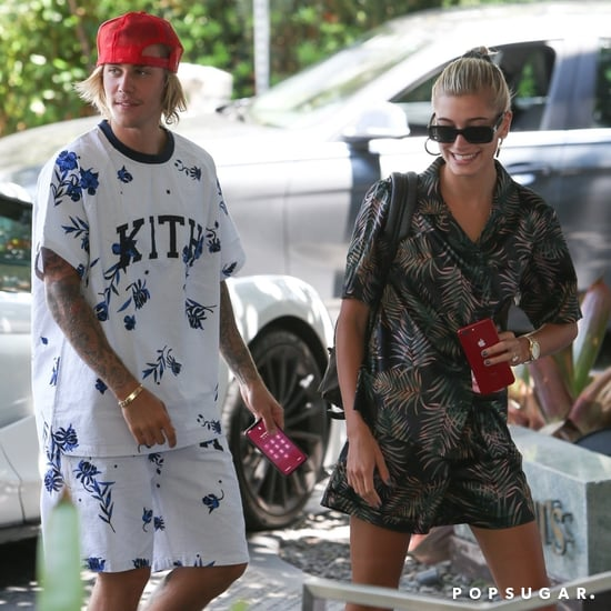 Hailey Baldwin and Justin Bieber Couple Style
