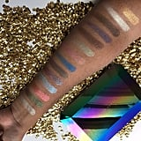 Fenty Beauty Holiday Galaxy Eyeshadow Palette Swatches