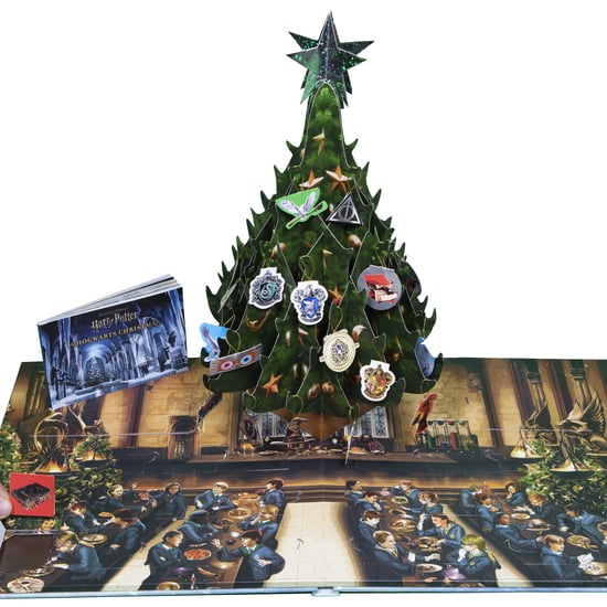Harry Potter Hogwarts Christmas Pop-Up Advent Calendar