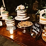 Ta-Ta For Now, Wedding Cakes