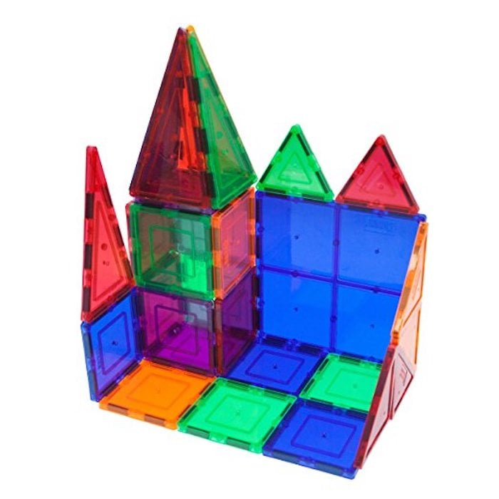 For 2-Year-Olds: PicassoTiles Magnet Building Set