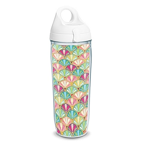 Tervis® Mermaid Scallop Water Bottle with Lid ($26)